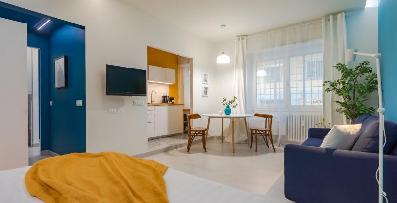 Vatican Blue Apartment - Dopo Stagero