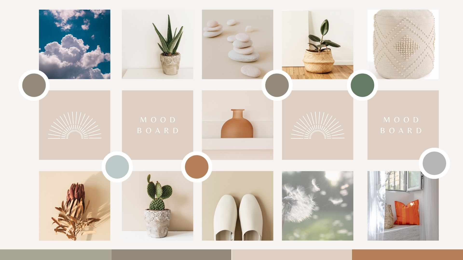 MoodBoard Stagero