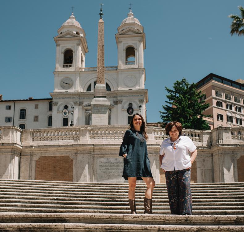 Stagero Roberta Anfora e Monica Fraschetti